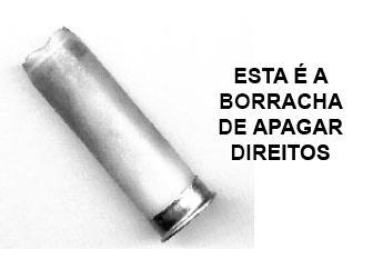 Borracha de apagar direitos (João S.)